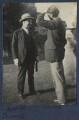Gerald Tyrwhitt-Wilson, 14th Baron Berners; Walter James Redfern Turner, by Lady Ottoline Morrell - NPG Ax141719
