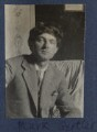 Mark Gertler, by Lady Ottoline Morrell - NPG Ax141725