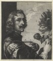 Sir Anthony van Dyck, by Wenceslaus Hollar, after  Sir Anthony van Dyck - NPG D1326