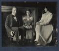 The Morrell family (Philip Edward Morrell; Julian Vinogradoff (née Morrell); Lady Ottoline Morrell), by Lady Ottoline Morrell - NPG Ax141743