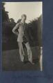 Igor Vinogradoff, by Lady Ottoline Morrell - NPG Ax141761