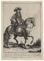 King William III, by Pieter Stevens (Stephani), published by  Nicolaes Visscher II - NPG D20945