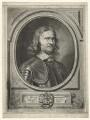 Sir Hugh Cartwright, by Lucas Vorsterman, after  Abraham Diepenbeeck - NPG D20949