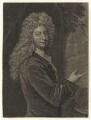 William Congreve, by Michael Vandergucht, after  Sir Godfrey Kneller, Bt - NPG D20959