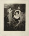 Lady Acland (Arthur Henry Dyke Acland; Lydia Elizabeth (née Hoare), Lady Acland; Sir Thomas Dyke Acland, 11th Bt), by (Richard) Wallace Hester ('W. Hester', 'Hester', 'WH' and 'WH-'), after  Sir Thomas Lawrence - NPG D7159