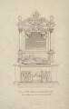 Monument of John Ashburnham Esq..re and his two wives, by Eugenio H. Latilla, published by  William Pickering, after  W.S. Wilkinson - NPG D7392