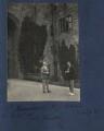 Thomas Evelyn Scott-Ellis, 8th Baron Howard de Walden; Mr Howard, by Lady Ottoline Morrell - NPG Ax141881