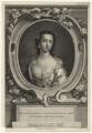 Sophia Carteret (née Fermor), Countess Granville, by Thomas Major, after  Christian Friedrich Zincke - NPG D21011