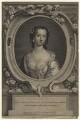 Sophia Carteret (née Fermor), Countess Granville, by Thomas Major, after  Christian Friedrich Zincke - NPG D21010