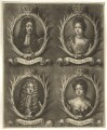 The Royal Family, by Bernard Lens (II) - NPG D7754