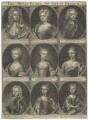 The Royal Family of Great Britain, by Unknown artist - NPG D3023