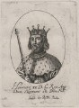 King Henry II, published by Sir Robert Peake, probably after  William Faithorne - NPG D21017