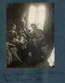 'Aunt Ethel's legs, Susan Feilding, Bob, Siegfried and me', by Lady Ottoline Morrell - NPG Ax142027