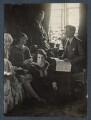 'Aunt Ethel, Susan Feilding, Bob, Siegfried and me', by Lady Ottoline Morrell - NPG Ax142028
