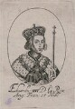 King Edward IV, probably by William Faithorne - NPG D21043