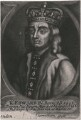 King Edward IV, by John Carwitham, after  Unknown artist - NPG D21045