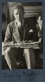 Eardley Knollys, by Lady Ottoline Morrell - NPG Ax142031