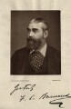 Frank Burnand, probably by Lock & Whitfield, published by  Wyman & Sons - NPG x4915