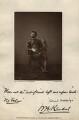 William Hunter Kendal (William Hunter Grimston) as Count Federigo in 'The Falcon', by Samuel Alexander Walker - NPG x18995