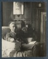 Bertrand Arthur William Russell, 3rd Earl Russell, by Lady Ottoline Morrell - NPG Ax142042