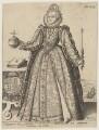 Queen Elizabeth I, by and published by Christoffel van Sichem (Voschem), after  Unknown artist - NPG D21059
