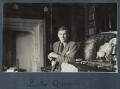 Sir Peter Courtney Quennell, by Lady Ottoline Morrell - NPG Ax142053