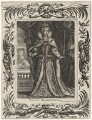 Queen Elizabeth I, published by Paul van Somer - NPG D21062
