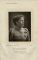 Maude Millett (Mrs Tennant), by Alfred Ellis - NPG x12527