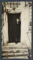 'Desmond as a poet' (Sir Desmond MacCarthy), by Lady Ottoline Morrell - NPG Ax142074