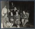 'Society at Garsington', possibly by Lady Ottoline Morrell - NPG Ax142081