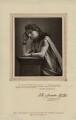 Ellen Lancaster Wallis (Mrs Walter Reynolds) as Adrienne Lecouvreur in 'Adrienne Lecouvreur', by Herbert Rose Barraud, published by  Carson & Comerford - NPG x19808