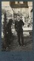 Walter James Redfern Turner, by Lady Ottoline Morrell - NPG Ax142096