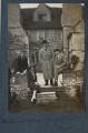 Walter James Redfern Turner; Delphine Marguerite Turner (née Dubuis); Walter Taylor; Mark Gertler, by Lady Ottoline Morrell - NPG Ax142097
