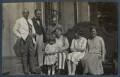 Philip Edward Morrell; Wilhelm-Viktor von Ilsemann; Julian Vinogradoff (née Morrell) and others, by Lady Ottoline Morrell - NPG Ax142141