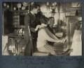 Hon. Robert Gathorne-Hardy; Julian Vinogradoff (née Morrell); L.P. Hartley, by Lady Ottoline Morrell - NPG Ax142384