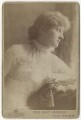 Mary Anderson (Mrs de Navarro), by Alexander Bassano - NPG x127356