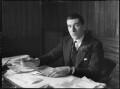 (Geoffrey) Lionel Berry, 2nd Viscount Kemsley, by Bassano Ltd - NPG x81364