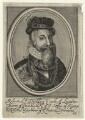 Robert Dudley, 1st Earl of Leicester, by Unknown artist - NPG D21142