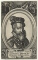 Robert Dudley, 1st Earl of Leicester, by Unknown artist - NPG D21143