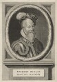 Robert Dudley, 1st Earl of Leicester, by Unknown artist - NPG D21145