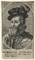 Robert Dudley, 1st Earl of Leicester, by Unknown artist - NPG D21155