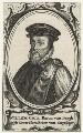 William Cecil, 1st Baron Burghley, after Magdalena de Passe, after  Willem de Passe - NPG D21163