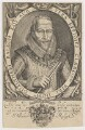 Sir Walter Ralegh (Raleigh), by Simon de Passe, published by  Compton Holland - NPG D21166