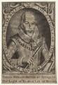 Sir Walter Ralegh (Raleigh), after Simon de Passe - NPG D21169
