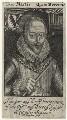 Sir Walter Ralegh (Raleigh), by Robert Vaughan, after  Simon de Passe - NPG D21172