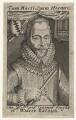 Sir Walter Ralegh (Raleigh), after Simon de Passe - NPG D21173