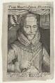 Sir Walter Ralegh (Raleigh), after Simon de Passe - NPG D21174