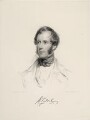John Chetwynd Talbot, by William Holl Jr, after  George Richmond - NPG D20640