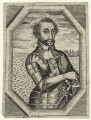 Possibly Sir Francis Drake, by Unknown engraver - NPG D21177