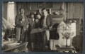 Julian Morrell with friends at Garsington, by Lady Ottoline Morrell - NPG Ax142412